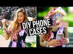 ▶ DIY Phone Cases, W
