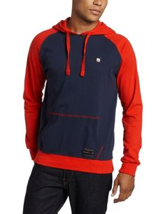 Southpole Men's Basic Color Blocked Pullover « Clothing Impulse