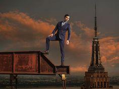 Carli Hermès | Unit c.m.a. | Suitsupply campaign Fall/Winter 2012