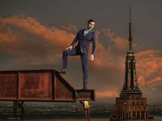 Carli Hermès | Unit c.m.a. | Suitsupply campaign Fall/Winter 2012