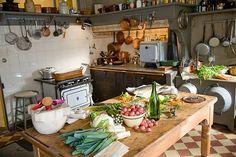 Julia Child's Paris kitchen