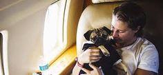 Kygo showing puppy love :)