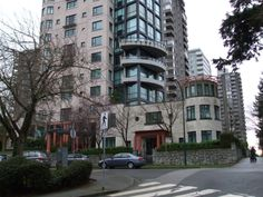 The Presidio at Stanley Park 2000 Block Barclay Street Vancouver West End