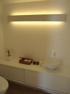 washroom light
