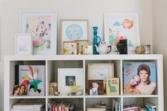 Laura Blythman's Neon Dream Home — House Tour | Apartment Therapy