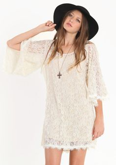 Speechless Lace Dress  $49.00 - reminds me of a Free People dress i wanted last fall for 2x that amount