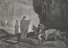 Inferno Canto VI con Parafrasi e Commento