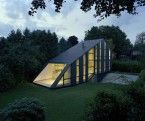 Unusually Shaped Modern Dwelling Flaunting Flexibility
