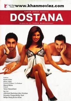 Watch Dostana (2008) Hindi Full Movie Online Free
