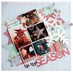 tis the season{BasicGrey} - Scrapbook.com