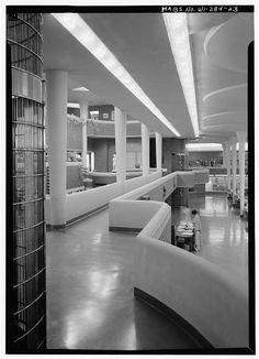 Home & Decor Johnson Wax, Frank Lloyd Wright Buildings, Second Floor, Mid-century Modern, Art Deco, Racine Wisconsin, Interior, Home Decor, Photographers