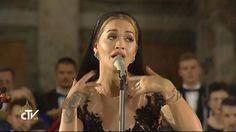 Rita Ora sings at Vigil for Canonisation of Mother Teresa 3 September 20...