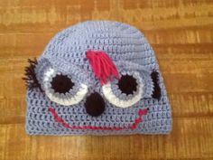 Monster Hat. This pattern is mine.