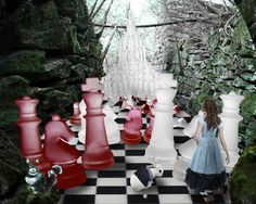 A Game of Chess by lindenphotography.deviantart.com