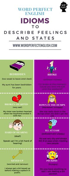 Word Perfect English — Improve your vocabulary and learn new idioms! :)