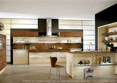 20 modern konyha-design a legmagasabb minőségű Nobilia-tól Kitchen Hood Design, New Kitchen Designs, Luxury Kitchen Design, Kitchen Hoods, Kitchen Appliances, Kitchen Cabinet Styles, Modern Kitchen Cabinets, Kitchen Decor, Kitchen Ideas