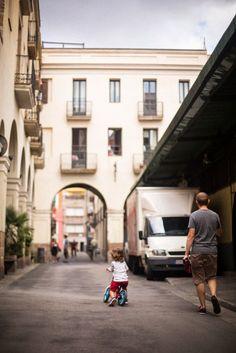 Mercat de Sant Andreu de Palomar (Barcelona). Foto de Jose Bravo