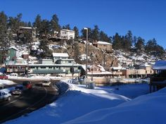 I used to live here.  Evergreen, Colorado  Heaven on Earth.