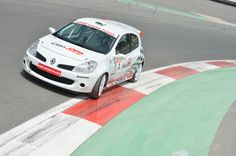 Clio Cup Race Car Experience Get a full racing experience out on the track! These outrageously fun tin tops are pure racing cars from the day they were forged in the Renault Sport Facility in France. Everything on board - brakes, suspension, gearbox and 205 Bhp engine - is built to full race specifications.After arrival and registration at the Welcome Center, you'll receive a safety briefing on both the circuit as well as driving techniques. From there, you'll take a shuttle t...