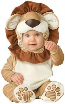 This infant lion costume is a cute baby Cowardly Lion costume for Halloween! Check out all of our infant Wizard of Oz costumes for Halloween. A cute infant Cowardly Lion costume! Baby Lion Costume, Animal Halloween Costumes, Up Costumes, Toddler Costumes, Halloween Kostüm, Dinosaur Costume, Costume Ideas, Family Halloween, Halloween Outfits