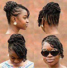 Box braids hairstyles ideas updo ##boxbraids