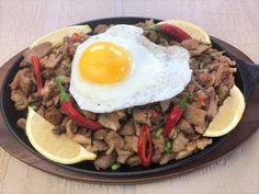 How to cook Sisig using left over roasted pork or lechon.