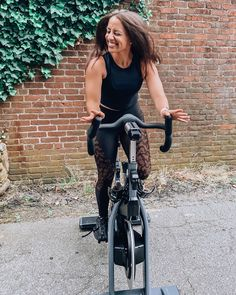 Riding into my birthday week and knowing I get to see my family and friends toda... #gymfact #fitnessjourney... Best Cardio Workout, Cycling Workout, Indoor Cycling Shoes, Muscular Strength, Spinning Workout, Birthday Week, Low Impact Workout, Cycling Bikes