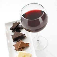 Lindt Chocolate and Wine Pairing Guide