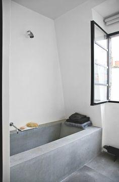Råt og minimalistisk tagloft - Bolig Magasinet