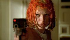 "Film med orange vinkel. ""Det femte element"""