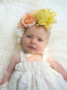 Beautiful Handmade dress for 5 month old baby. We love Claflin & Thayer
