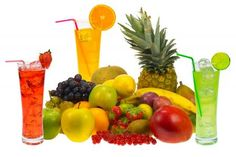 The best and the healthiest drinks in summers are fresh fruit juices. Fresh fruit juices are also rich in vitamins and minerals. Fruit Juice Recipes, Juicer Recipes, Fruit Drinks, Smoothie Recipes, Juice Drinks, Beverages, Veggie Juice, Healthy Juices, Healthy Smoothies