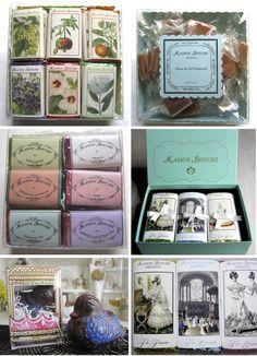 French Wedding Chocolates by Maison Bouche