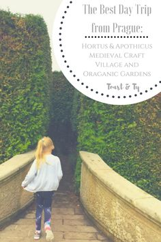 Hortus & Apothicus Medieval Craft Village and Organic Gardens – A Day Trip from Prague Day Trips From Prague, Medieval Crafts, New Adventures, Candle Making, Soap Making, Basket Weaving, Good Day, Organic Gardening, Delicious Food