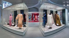 Exhibition: Undressed: A Brief History of Underwear - Victoria and Albert Museum, London