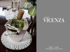 Platería Vicenza - Panel de control