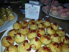 Mini Caprese Muffins
