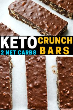 Chocolate Bar Recipe, Low Carb Chocolate, Chocolate Bars, Chocolate Candy Cake, Low Carb Candy, Keto Candy, Low Carb Cookie, Low Carb Deserts, Low Carb Sweets