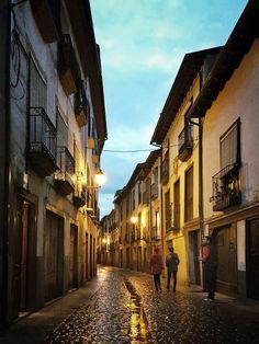 Luisón: Villafranca del Bierzo. #BierzoWineWeekend (1). No...