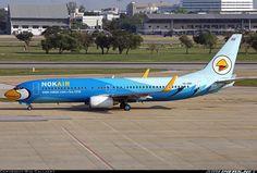 NOK AIR Boeing 737-8AS @ DMK