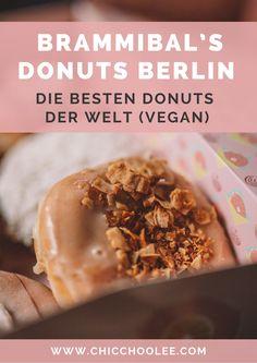 Brammibal's Donuts Berlin – die besten Donuts der Welt (VEGAN!) Donuts, Reisen In Europa, Vegan, Breakfast, Food, Easy Meals, World, Tips, Travel Inspiration