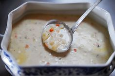 This soup is delicious! Normally I wouldn't think Cauliflower soup sounded good.but this is so good and Pioneer Woman has such good pictures that go along with her recipes! Soup Recipes, Great Recipes, Favorite Recipes, Amazing Recipes, Pioneer Woman Soups, Pioneer Women, Cooking Tips, Cooking Recipes, Cooking Websites