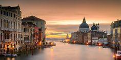 Destinos turísticos masificados - Gran Canal de Venecia. Fotógrafo: Pedro Szekely