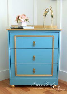 Комод Rast IKEA : 10 идей переделки с инструкциями — IROOMI