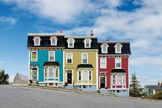 Visiter St. John's à Terre-Neuve-et-Labrador   Circuits, vacances et séjours dans la Vallée de St. John's   Séjours au départ de la France