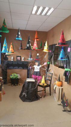 Magnifique décoration de #halloween du Ceip Ausiàs March par cinq ... - #Ausiàs #Ceip #cinq #de #décoration #du #Halloween #Magnifique #March #par