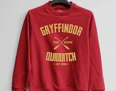 harry potter sweater #harrypotter #harry #potter #sweater #tumblr #quidditch #alumini #gryffindor