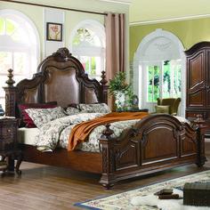 Yuan Tai Furniture RS527 Ramses Bed