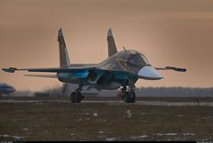 Sukhoi has delivered a new batch of Su-34 frontline bombers to the Ministry of Defence of the Russian Federation as part of the 2015 state defence order.   According to the company, the new aircraft took off from the V.P.Chkalov Novosibirsk Aircraft Plant's airfield.   Sukhoi, the subsidiary of United Aircraft Corporation, has secured contracts to deliver Su-34s for Russia up to the year 2020, guaranteeing a stable work load for the company.
