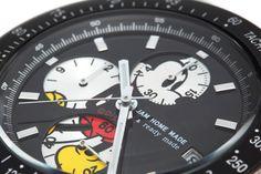 Secret Mickey Mouse Watch